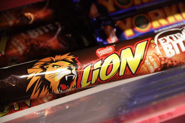 London Candy Co - Lion