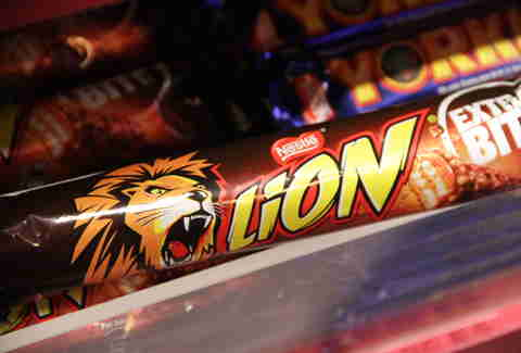 London Candy Co - Lion