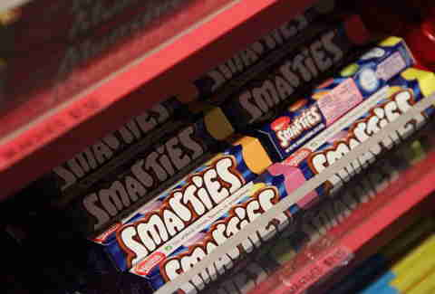 London Candy Co - Smarties