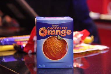 London Candy Co - Chocolate Orange