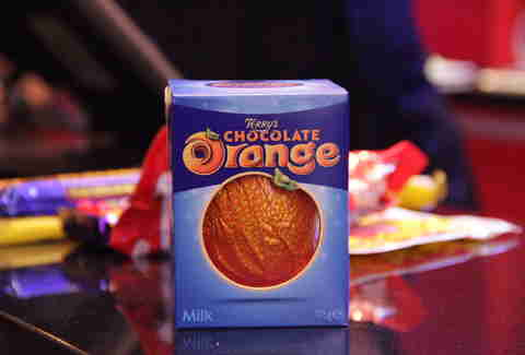 London Candy Co - Chocolate Orange
