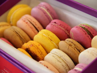 Tout Sweet Patisserie-Macarons-San Francisco