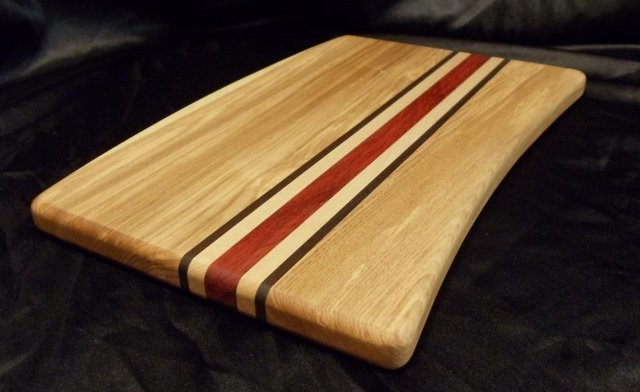 His designs will give you serious wood
