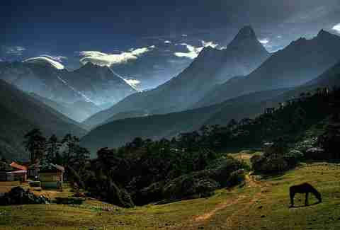 nepal looking mad beautiful