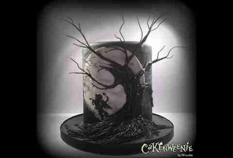 Sleepy Hollow cake