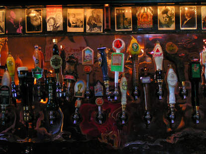 Taps at The Ginger Man