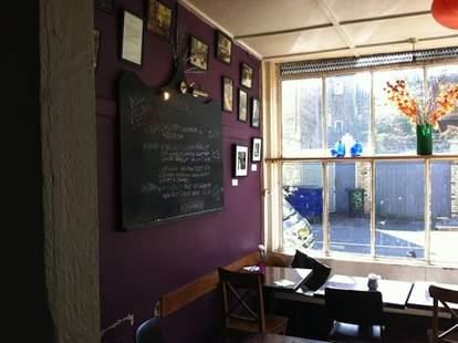 Bonnington Cafe -- London