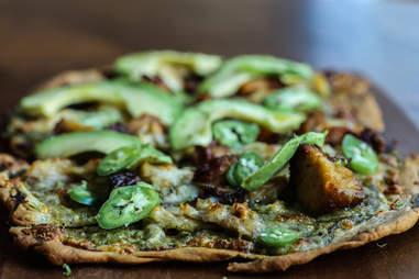 no va flatbread pizza