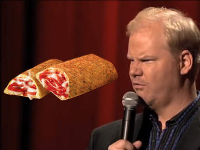Jim Gaffigan Hot Pockets