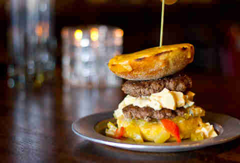 Stillhouse - Steak & Eggs Burger