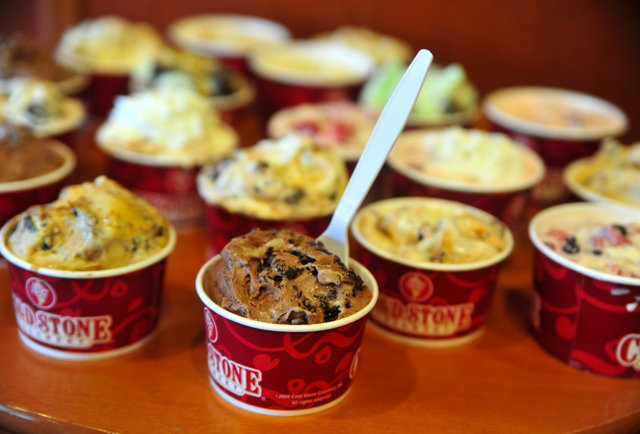Power-ranking EVERY SINGLE signature flavor at Cold Stone Creamery