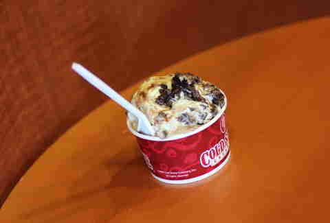 Founder's Favorite at Cold Stone Creamery