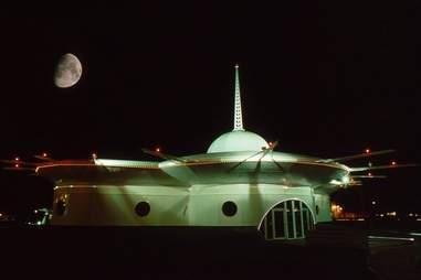 Trek Station in Vulcan, Alberta.