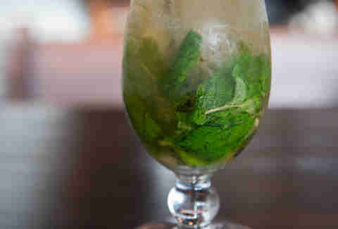 Witness Mint Julep