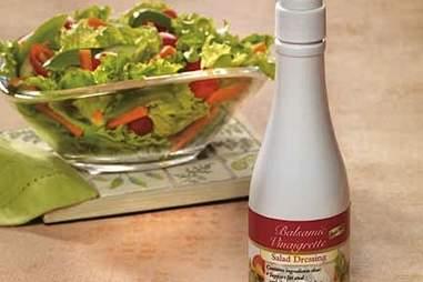 Mist salad dressing