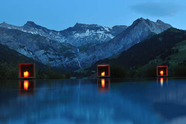 Cambrian Hotel, Switzerland