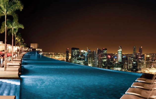The 10 best hotel pools in the world