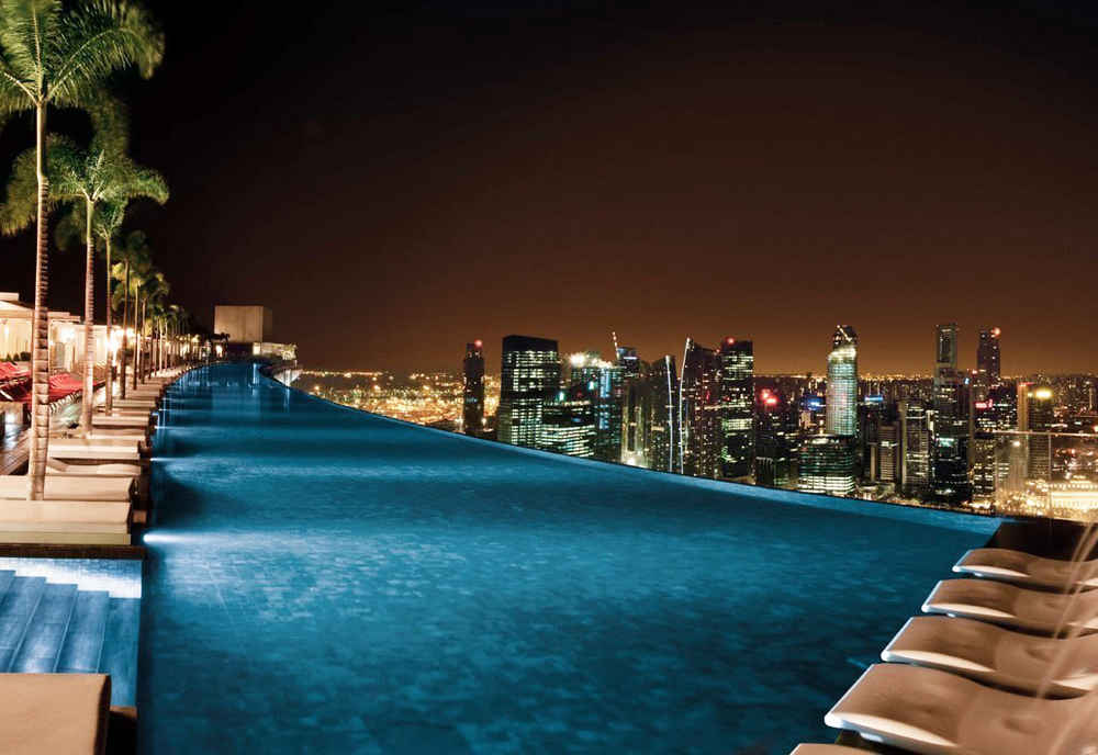 Infinity Pool Chicago the 10 best hotel pools in the thrillist