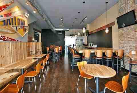 Dawali Mediterranean Kitchen A Lincoln Park Chicago