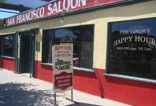 San Francisco Saloon