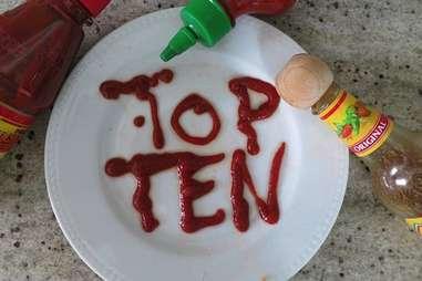 Thrillist top ten hot sauces