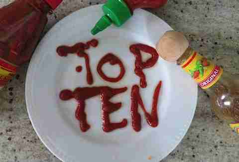 Thrillist top ten hot sauces