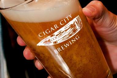 Cigar City Brewing beer