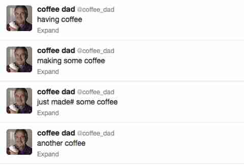 Coffee Dad