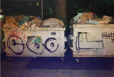 Cool dumpsters