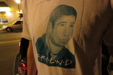 Ross shirt