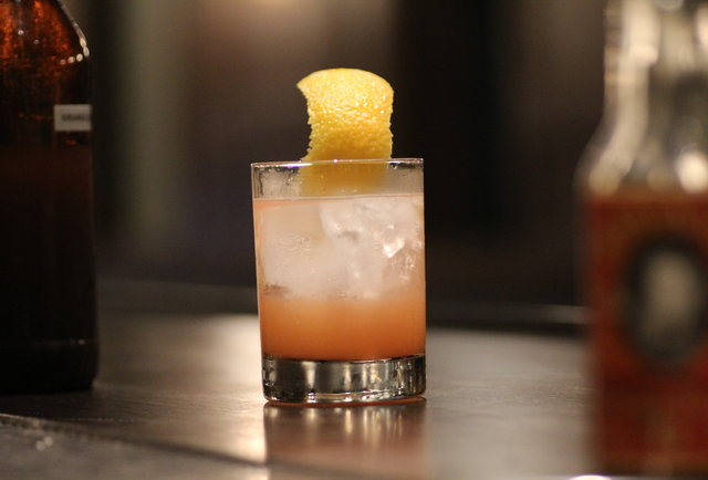 Alphabet City cocktails from a Bartender of the Year