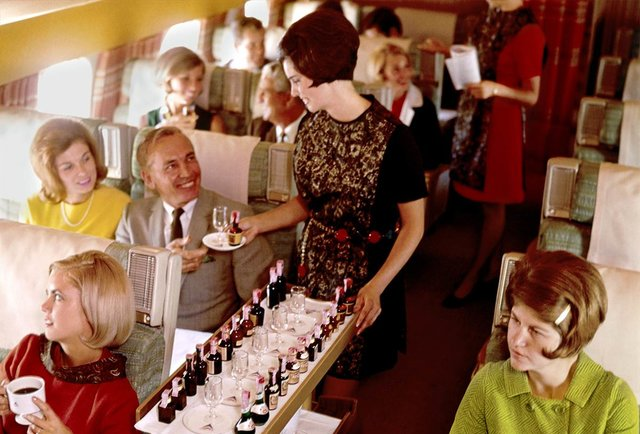 Which airlines serve the best in-flight booze?