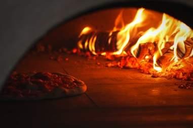 Homeslice Pizza -- London