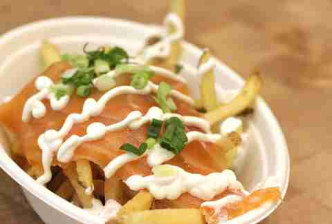 Potatopia - Cheese Fries NYC - Lower Eastsider