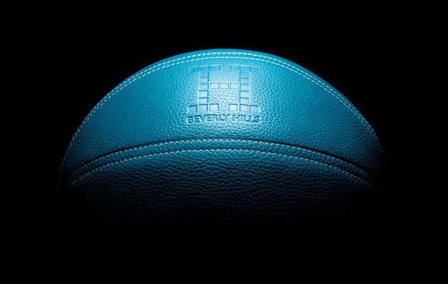 Upgrade your game with the ultra lux Hermès basketball