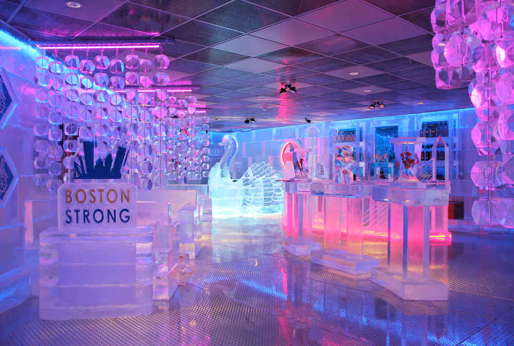 Frost Ice Bar Drink In A Bar Made Entirely Out Of Ice Thrillist