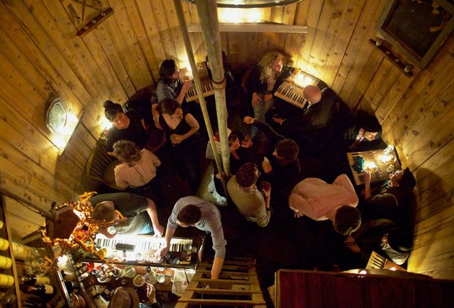 The world\'s weirdest places to drink