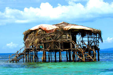 floyd's pelican bar in jamaica