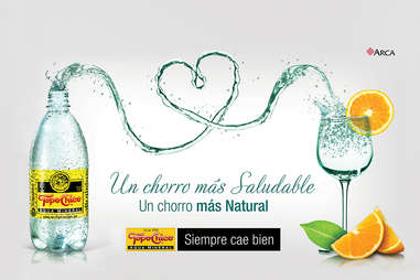 Topo Chico ad