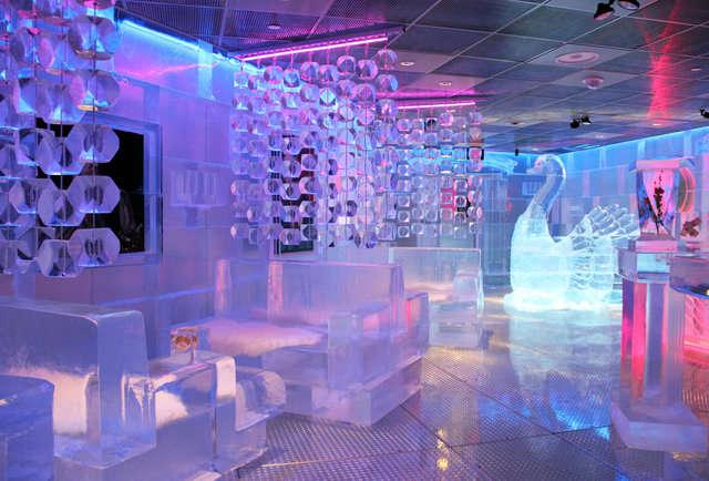Frost Ice Bar A Boston Ma Bar
