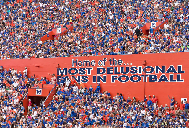 The 10 worst Gator fans, and how to mess with them