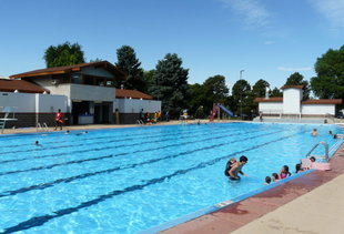Congress Park Pool