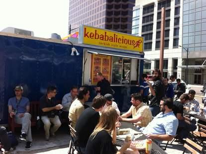 Kebabalicious truck