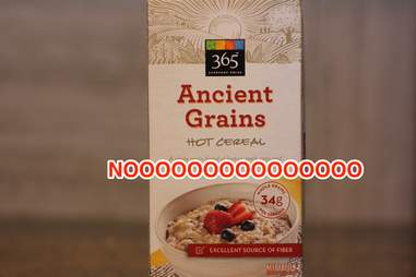Whole Foods ancient grains cereal
