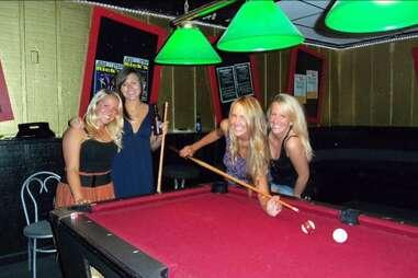 Pool at Rick's