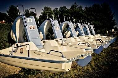 cool croatian boats