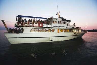 party yacht in croatia