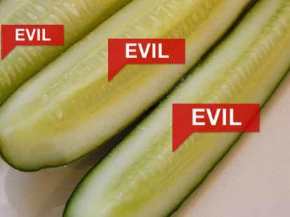 Evil pickles