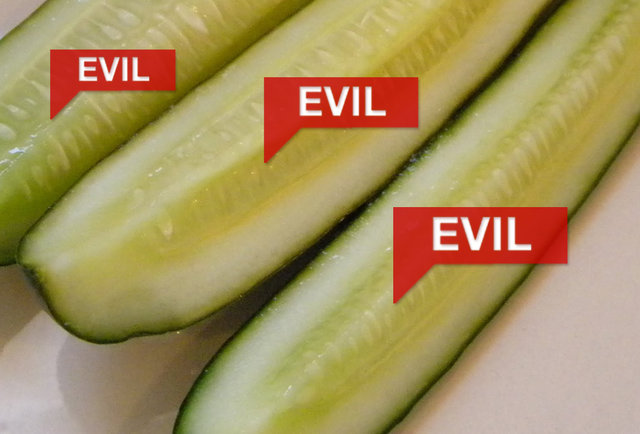 Why I hate a food you probably love: pickles
