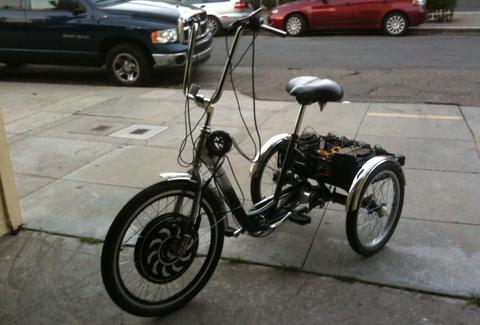 the grill trike torker trister HD
